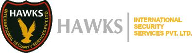 Hawks International Security Services Logo